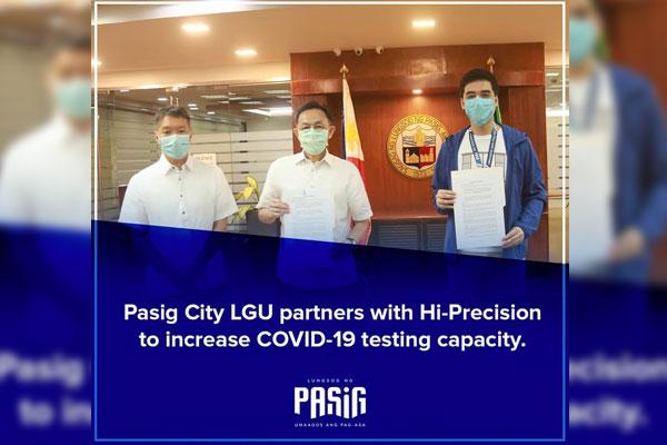 Photo Courtesy of Mayor Vico Sotto Facebook page
