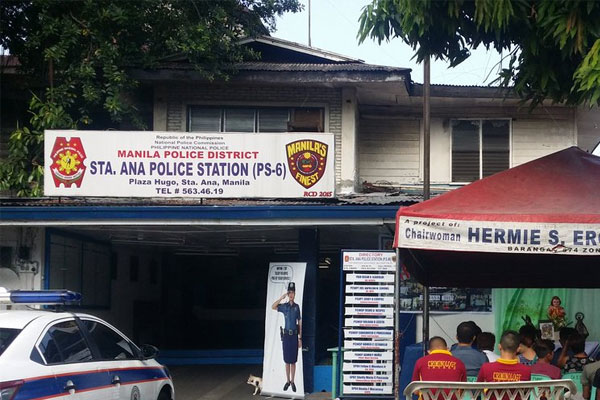 Photo Courtesy of Sta. Ana MPD Twitter Page