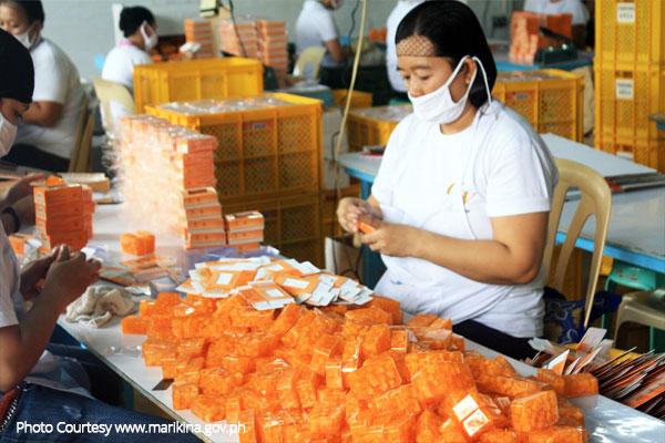 Goldwin S Marikina Made Soaps Pang World Class
