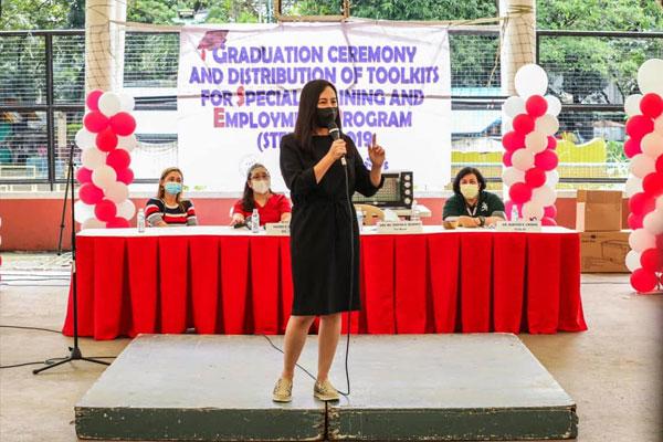 QC Mayor Joy Belmonte / QC PIO / Rainier Eubra