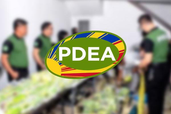 Philippine Drug Enforcement Agency (PDEA)