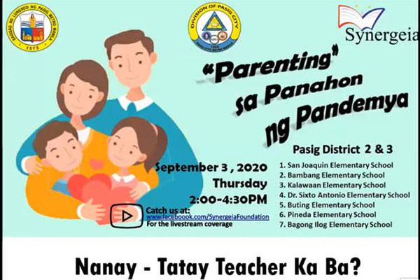 Photo Courtesy of Pasig City Mayor Vico Sotto / Facebook