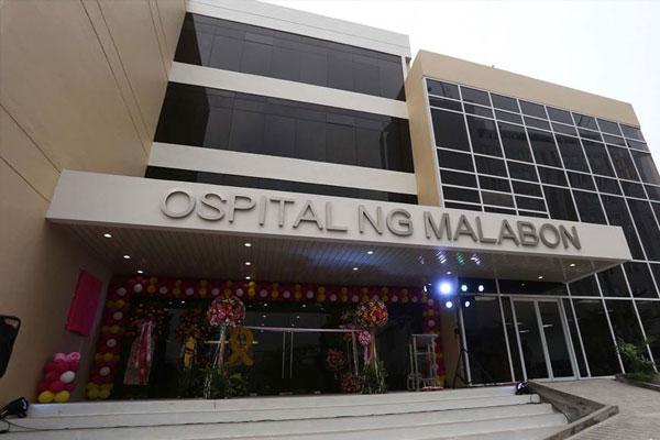 Photo Courtesy of Ospital ng Malabon Facebook Page