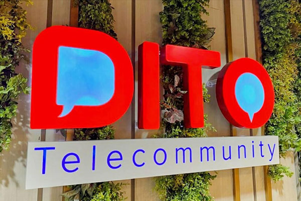 Telecommunications duopoly challenger DITO Telecommunity Corp.