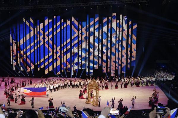 Sea Games 2019 Filipino athletes