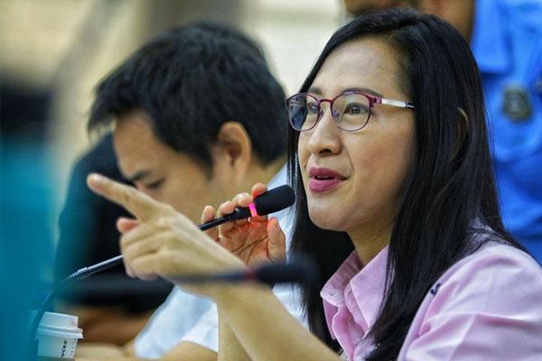 Quezon City Mayor Joy Belmonte / Facebook MayorJoyBelmonte