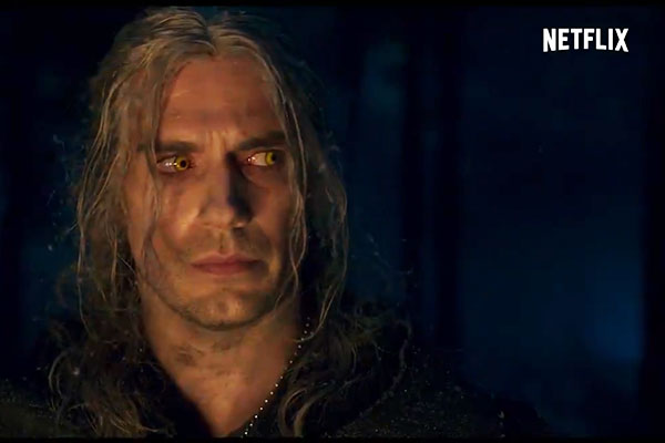Screengrab from The Witcher / Twitter