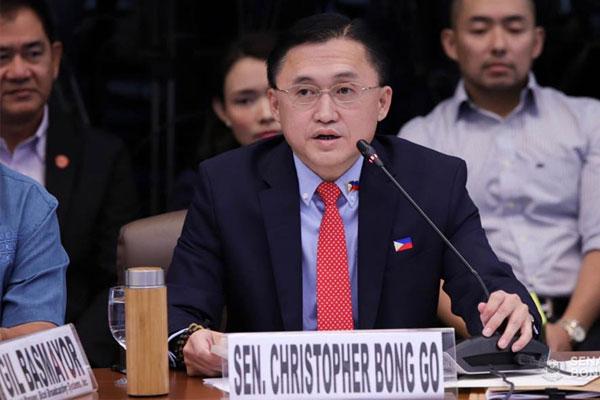Senator Christopher Bong Go