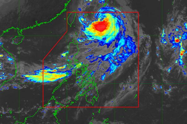 Severe tropical storm Nimfa / PAGASA