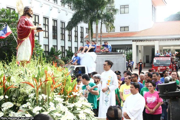 San Juan Watta Watta Festival / San Juan PIO