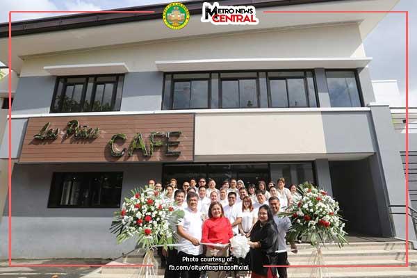 Opening of Las Piñas Café
