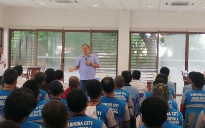 Marikina Mayor Marcy Teodoro / PNA