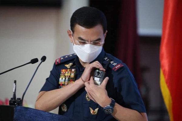 PNP Chief, Police General Guillermo Lorenzo T. Eleazar / PNP