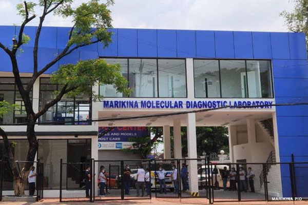 Marikina Molecular Diagnostic Laboratory / Marikina PIO