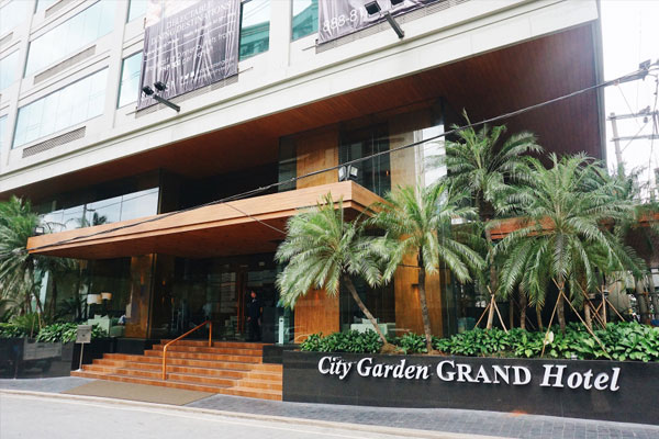 City Garden Grand Hotel in Makati City