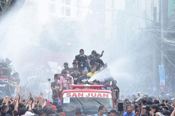 Security for San Juan Wattah Wattah Festival beefed up