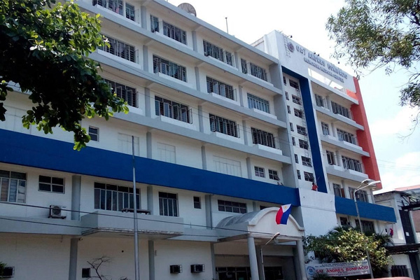 Gat Andres Bonifacio Memorial Medical Center in Tondo, Manila
