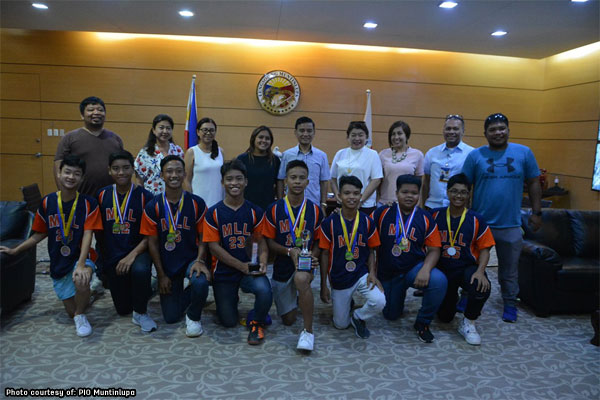 Muntinlupa Little League Team joins Asia-Pacific competition