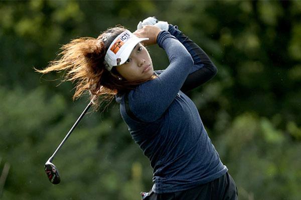 Filipina golfer Bianca Pagdanganan