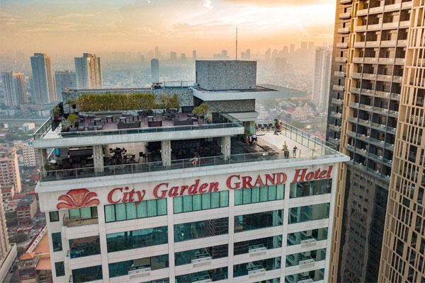 City Garden Grand Hotel in Makati