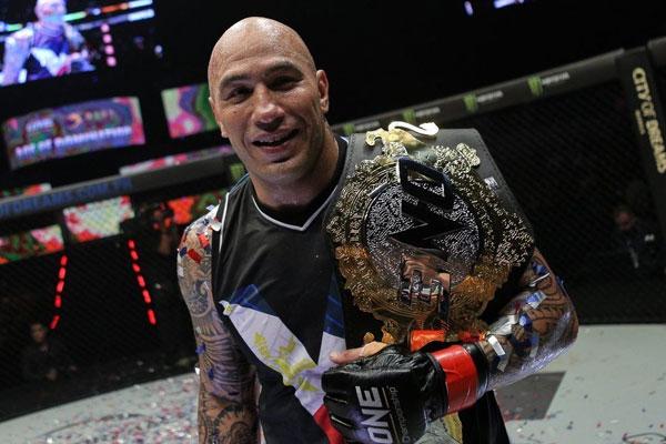 Brandon Vera / ONE Championship website