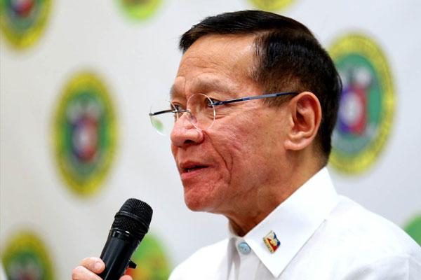 Health Secretary Francisco Duque III