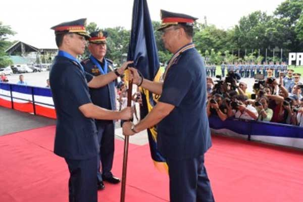 New QC top cop to intensify internal cleansing among the ranks