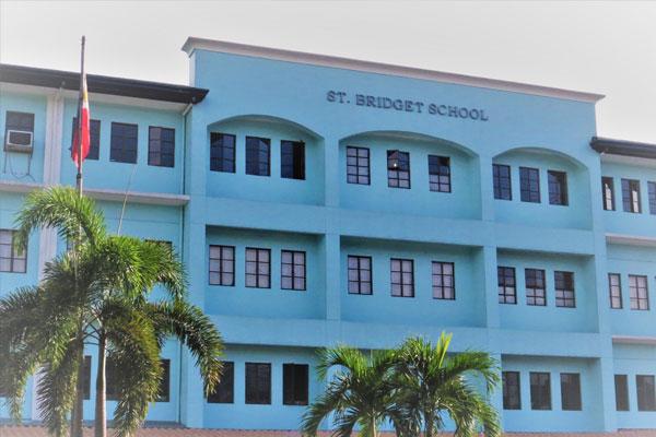 St. Bridget School in Quezon City