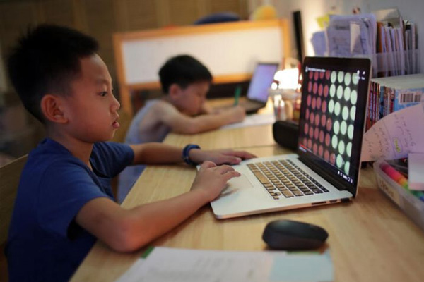 Online Learning Seen As New Normal