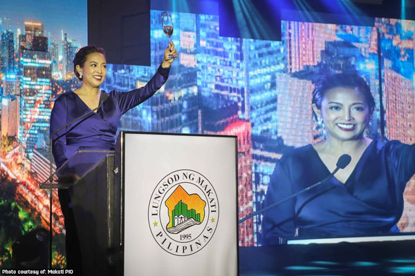 Makati fetes outstanding corporate citizens, development partners