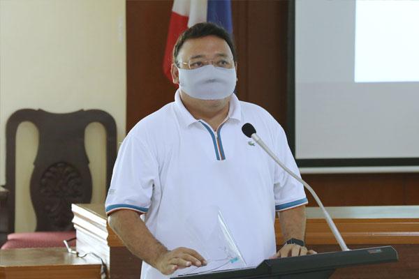 Presidential Spokesperson Harry Roque / PNA