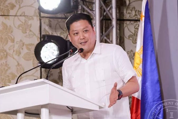 Valenzuela City Mayor Rex Gatchalian