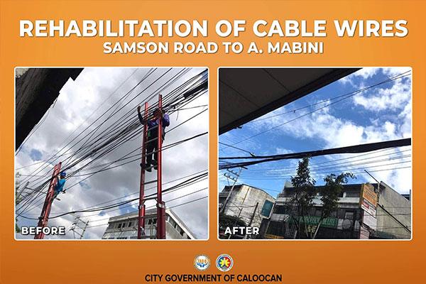 Photo Courtesy of Mayor Oscar Oca Malapitan / Facebook