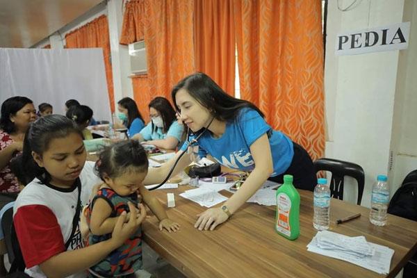 PEDIA during the Taguig Free Clinic 2019 Event / Taguig PIO