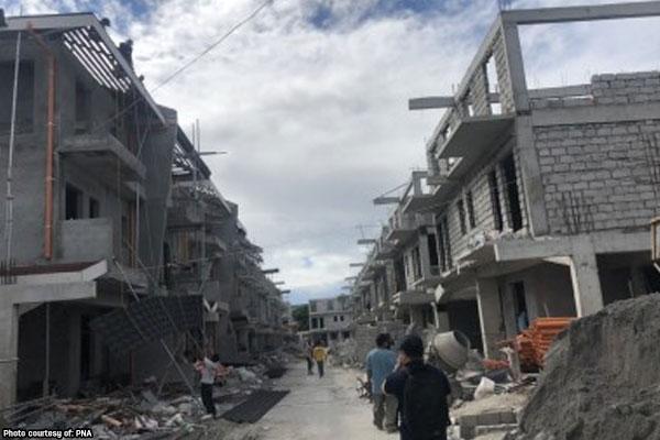 Subdivision Construction Site in Paranaque