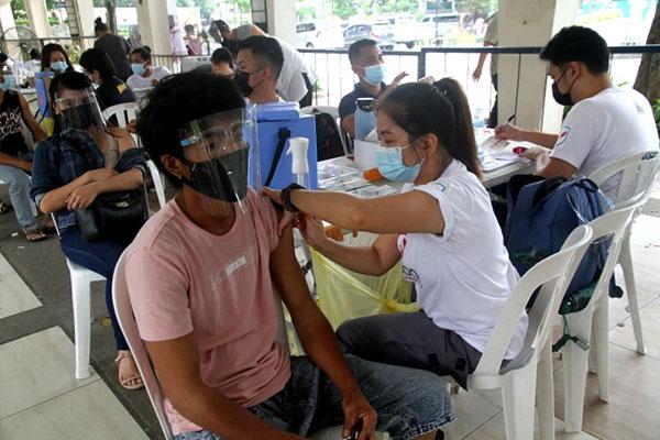 Photo Courtesy of PNA / Rico H. Borja
