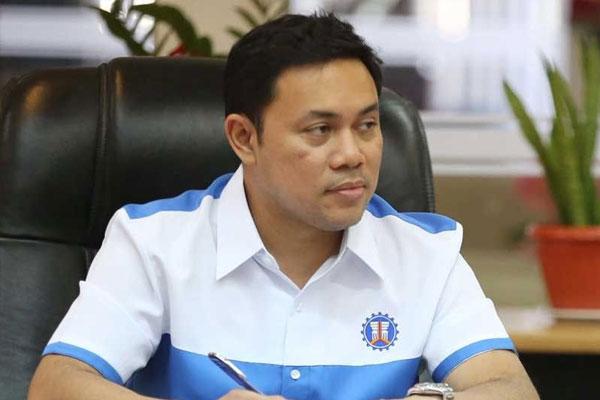 Public Works Secretary Mark Villar