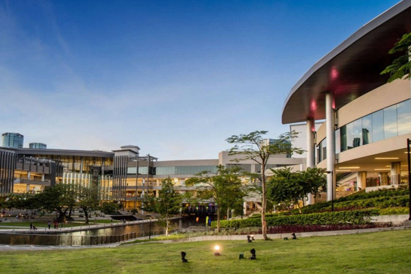 Festival Mall in Alabang