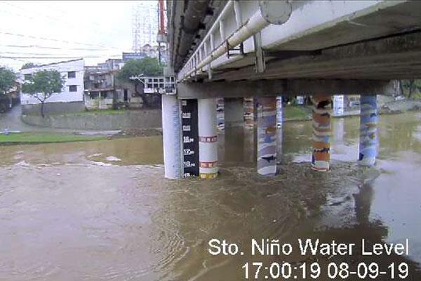 Marikina Water Level / Marikina PIO