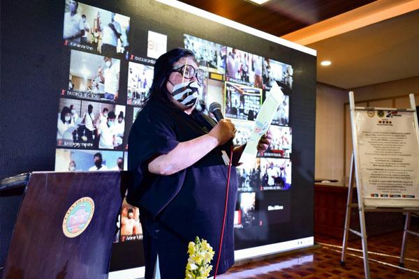 Las Pinas City Mayor Mel Aguilar / Las Pinas PIO