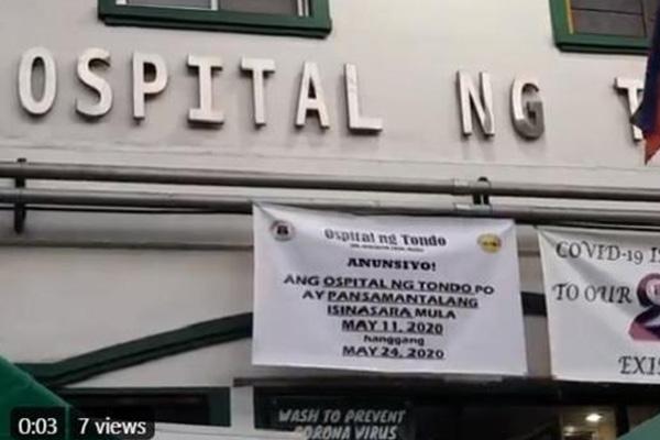 Ospital ng Tondo