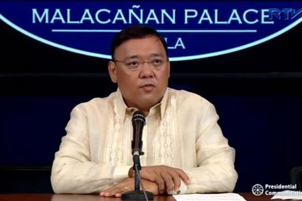 Presidential Spokesperson Harry Roque / PCOO