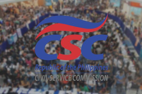 Civil Service Commission (CSC)