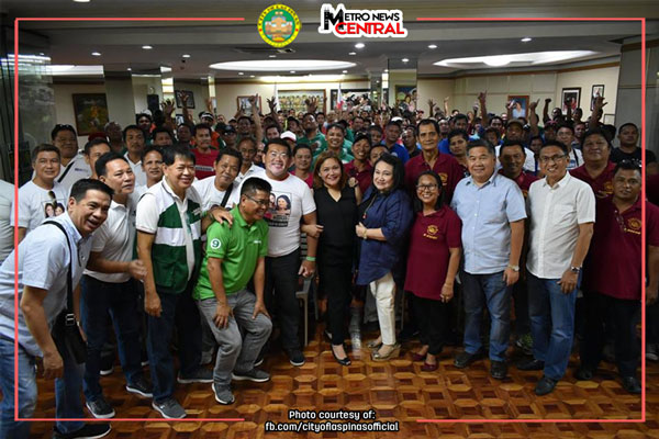 Aguilar engages TODA officers in District 2