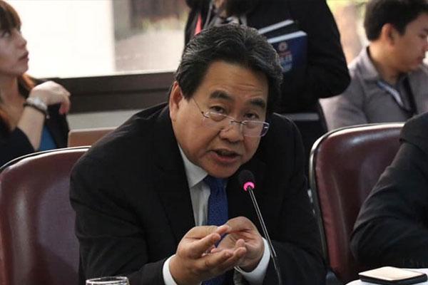 Cagayan de Oro City Rep. Rufus Rodriguez