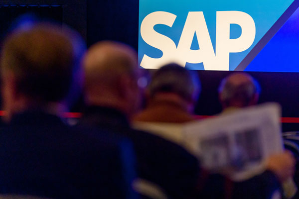 SAPs Annual General Meeting of Shareholders at the SAP Arena, Mannheim, Germany / Photo Courtesy SAP