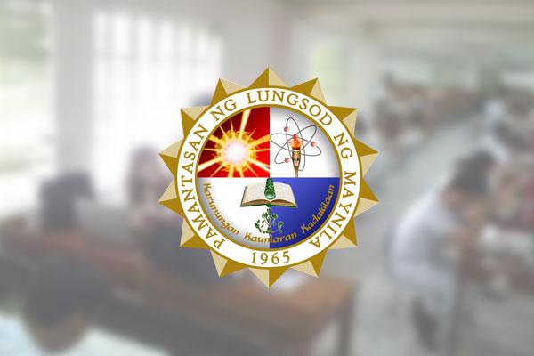 Pamantasan ng Lungsod ng Maynila(PLM)