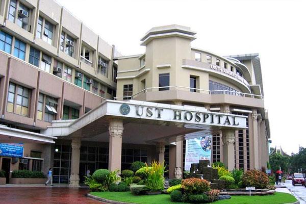 UST Hospital / flickr / jovienaval