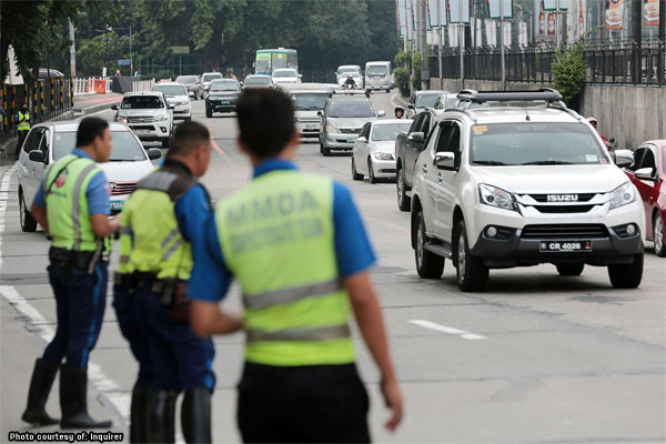 MMDA to continue clearing roads near schools