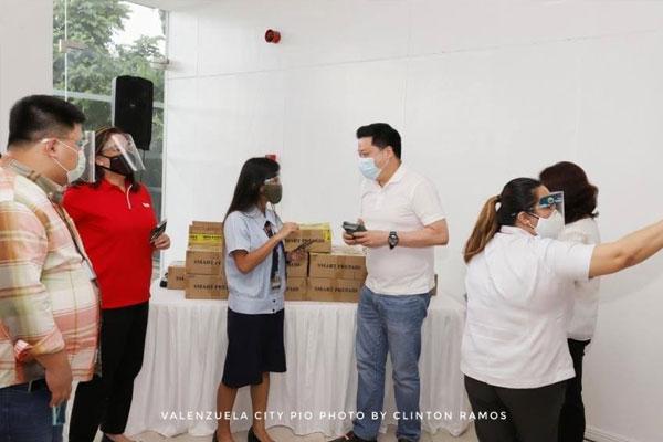 Photo Courtesy of Valenzuela PIO